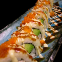 Baja California Roll