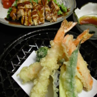 Tempura & Chicken Teriyaki