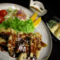 Tempura & Sesame Chicken